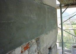 Rinforzo strutturale - teli in fibra di carbonio