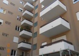 Risanamento facciate - balconi - Locarno